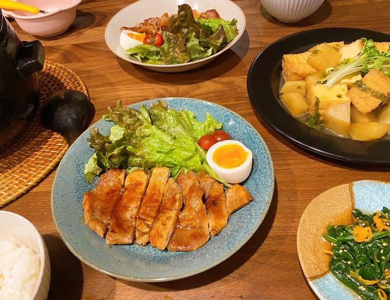 の 夕飯 レシピ 今日
