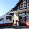 松本市 ジンギス館 串焼き移動販売車