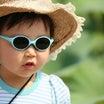 生まれたときからの紫外線対策は副作用がない「食」で