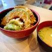 天ぷらランチ。