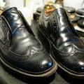 William Tempson 靴磨きブログ