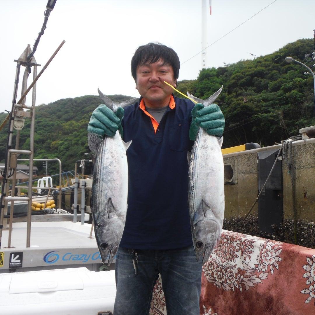 ふぃっしんぐぼーと!鷹島勝丸のブログ
