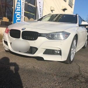BMW F 31 フォーカルスピーカー取付!の画像