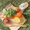 おうちキャンプを盛り上げるお野菜たちの壁掛け!の画像