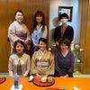 4ヶ月ぶりの和食マナー講座を開催!次回は8月ですの画像