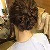 結婚式出張ヘアメイクblog/ アットホームウエディングの花嫁の画像