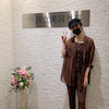 モデルの出岡 美咲さんが遊びにいらしてくださいました♡の画像