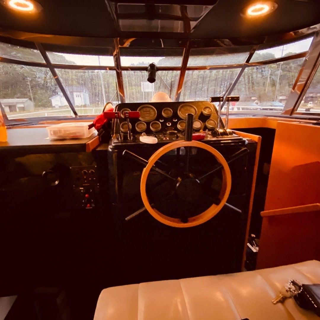 コロナ クラファン クルーザー 沈没 遊漁船に関連した画像-04