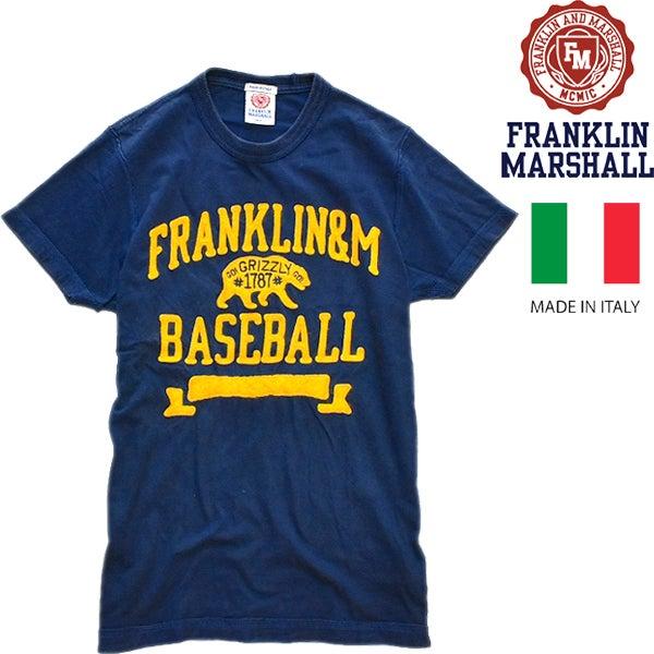 フランクリンマーシャツTシャツ古着屋カチカチ