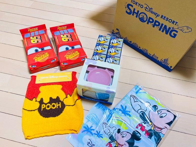 オンライン ショッピング ディズニー