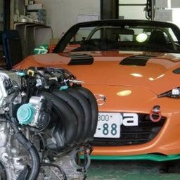 画像 明日は岡山で雨のレッスン&2Lロードスター初サーキット の記事より 2つ目