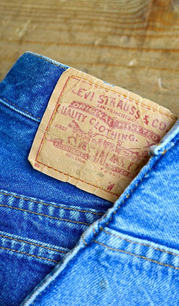 リーバイス501ビンテージジーンズ古着屋カチカチ