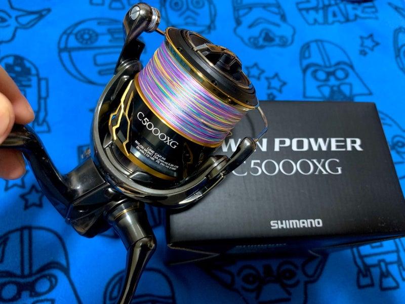 パワー c5000xg ツイン 20
