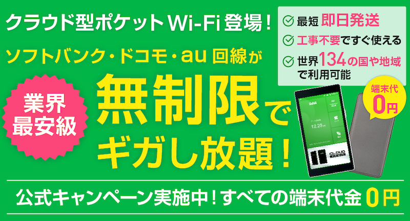 Wifi おすすめ ポケット