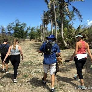 サイパン 6/13 Hiking Adventure ハイキング 某所にての画像