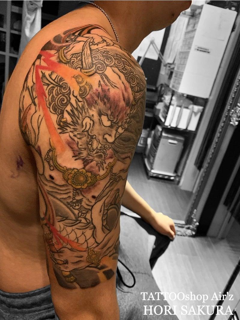 千葉 Tattoo エアーズ 当日彫りok 他店続きok オールジャンルok 相談無料です 千葉刺青 Tattoo Shop Air Z 千葉刺青制作処