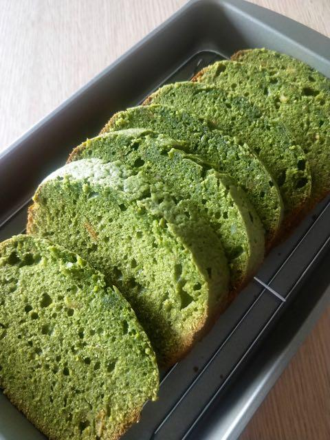ケーキ ホット ミックス ケーキ パウンド 抹茶