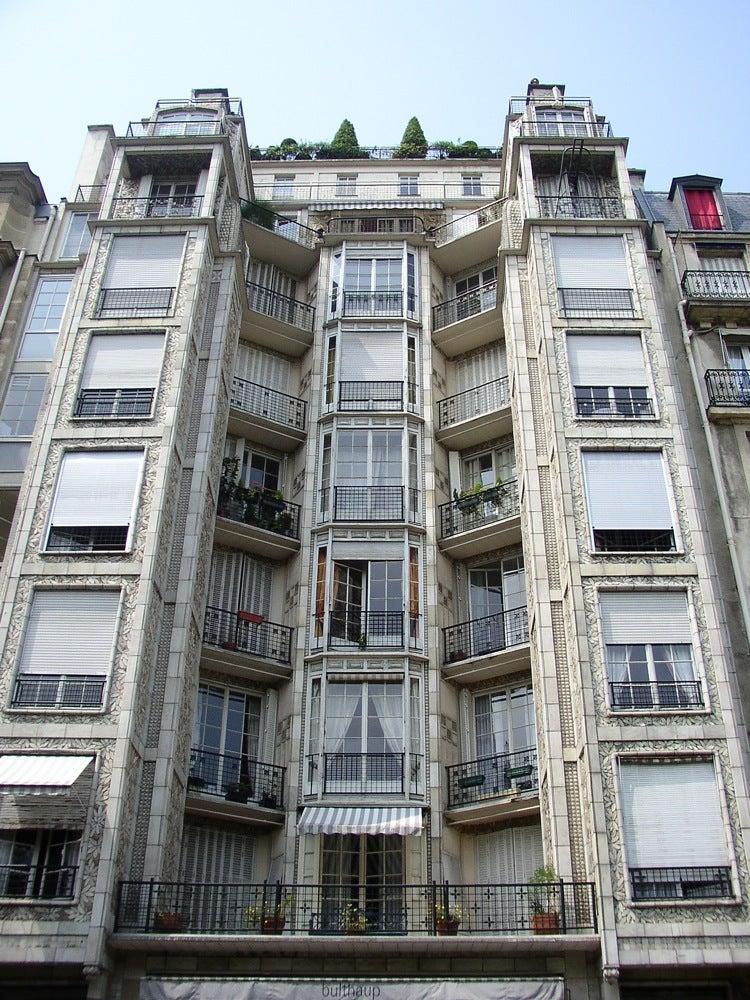 フランクリン 街 の アパート