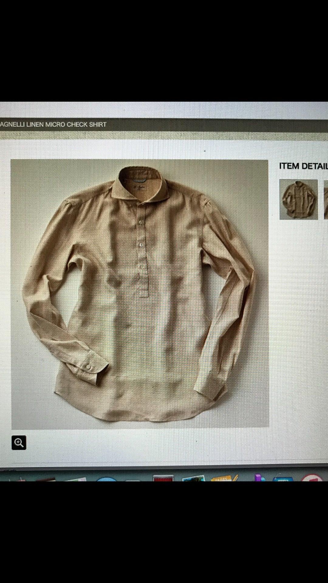 お気に入りのインポートシャツを国産オーダーでコピーしてみる!