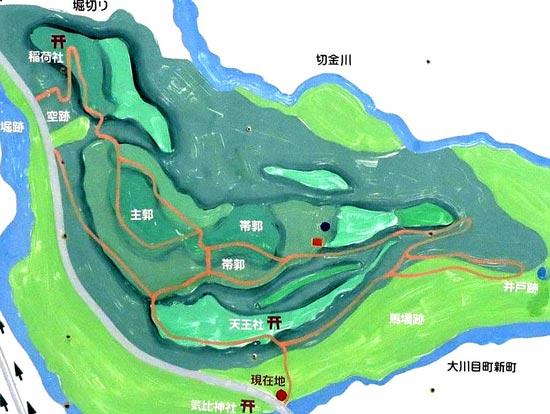 久慈城【2】