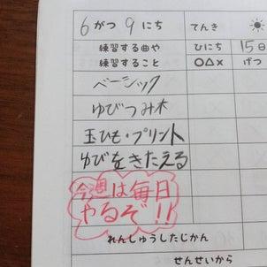 生徒ちゃんの気合い!!!の画像
