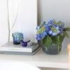 来客時に驚かれた、花の飾り方。の画像