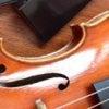 バイオリン 弦のお手入れについての画像