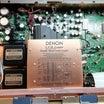 DENON DCD-S10II の修理