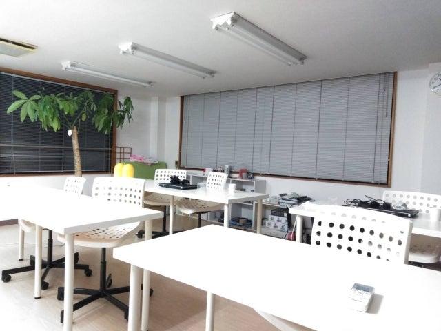 プログラミング教室内