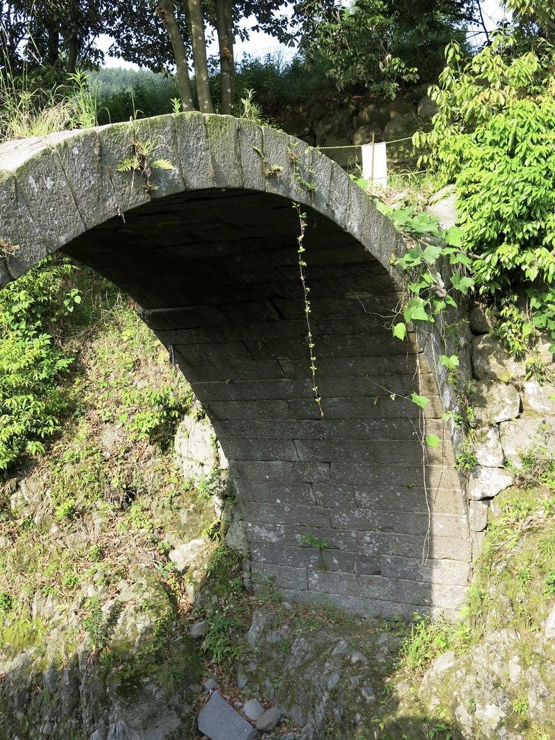 石橋/筏場眼鏡橋(大分県日田市)
