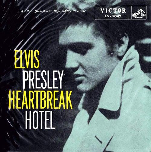 ハートブレイク・ホテル Heartbreak Hotel - エルヴィス・プレスリー | ポップス&ロック タイトルとジャケットで楽しむ60's~80's