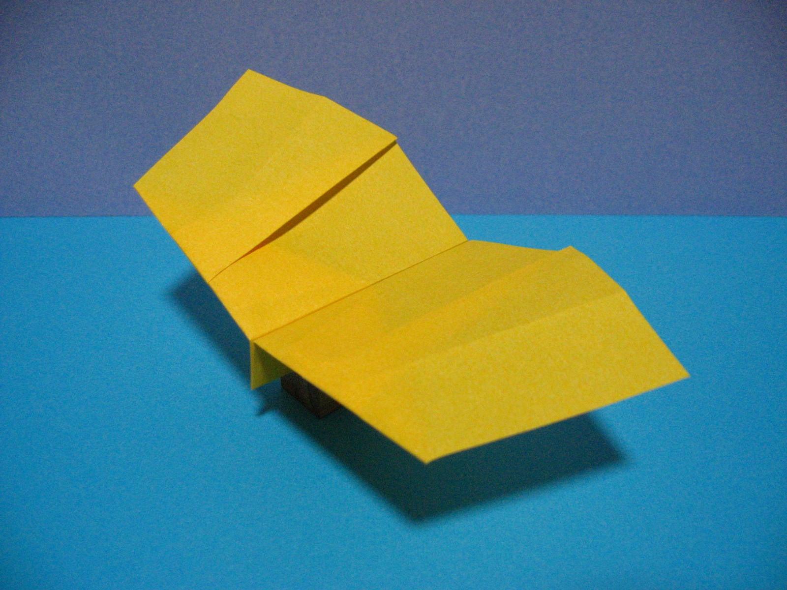 紙 飛行機 折り紙