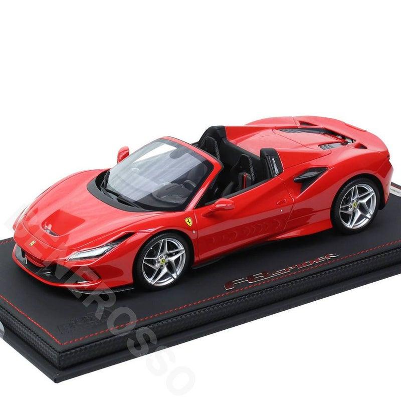 Ferrari F8 Spider Red