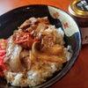 ちょっと変わったアレンジレシピ 味変!いつもの牛丼が更に更に美味しく♪の画像