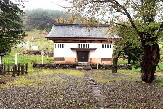 聖寿寺館【2】