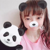 『めいちゃんパンダさんパワーMAX♡♪*゚』牧野真莉愛の画像