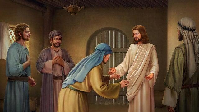 ヨハネによる福音書20章29節:どのようにトマスの不信になることを ...