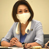 HPVワクチンの積極的勧奨再開を目指す議員連盟の役員会の画像