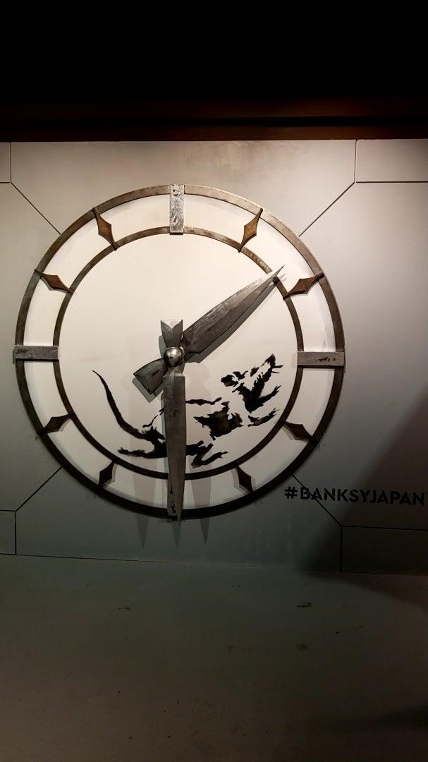 横浜 バンクシー
