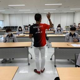 画像 新入社員フォローアップ研修(日東電工) の記事より 5つ目