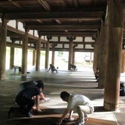画像 新宮長床熊野神社の清掃へ の記事より 2つ目