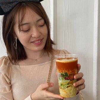 かなり斬新☆プラザパビリオンレストランの新メニュー☆