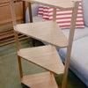 ♻️家具♻️IKEA コーナーラック♻️IKEA スリムラック♻️木製 ハンガーラックの画像