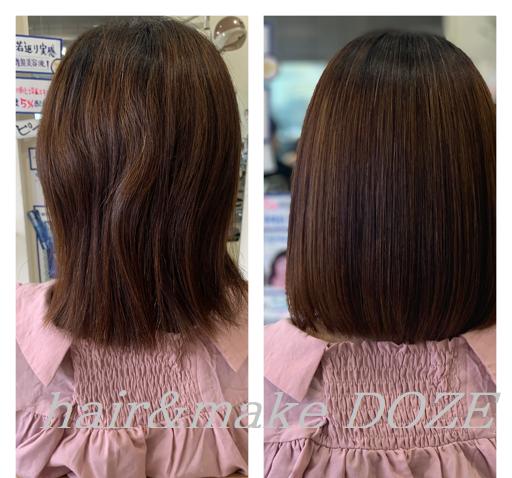 髪質改善と縮毛矯正はどっちがいいの???