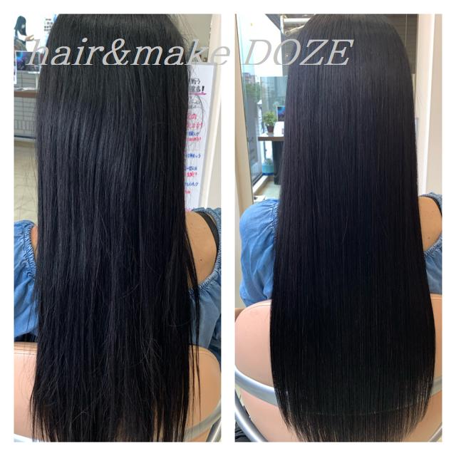 髪質改善プレミアムトリートメントのお時間とお値段について。