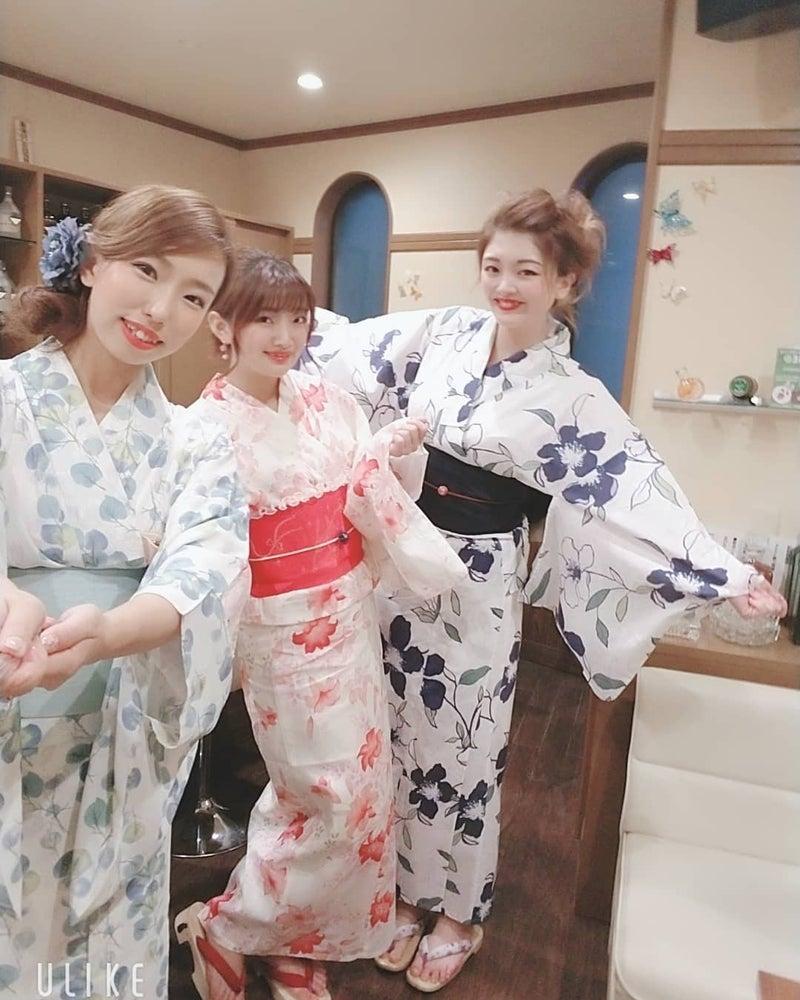 7月18日(土)・28日(火)はLUANA浴衣DAY!