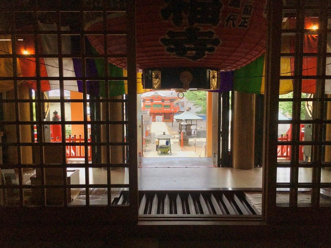 ハニーちゃんがゆく!飯沼観音 円福寺(銚子市)