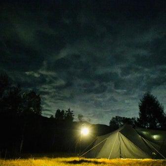 待ちに待ったキャンプ場オープン❤️