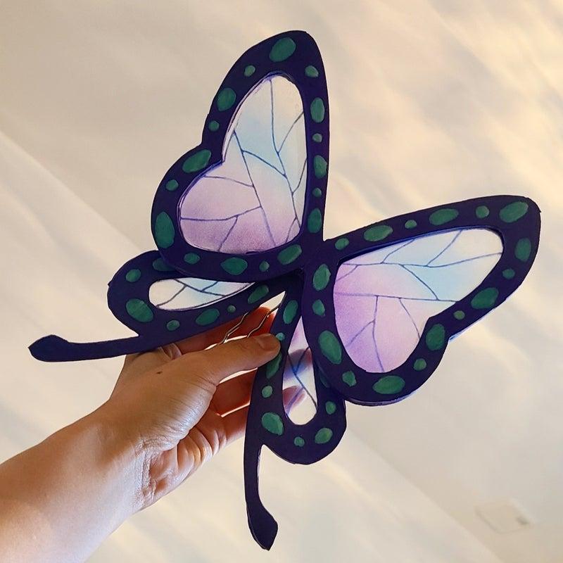 刃 しのぶ 髪 滅 飾り の 胡蝶 鬼