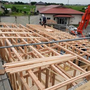 7月23日24日平屋建物構造見学会開催の画像